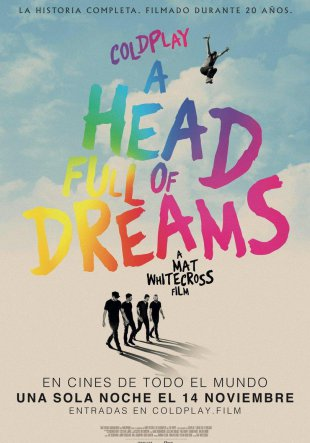 Coldplay, A Head Full Of Dreams
