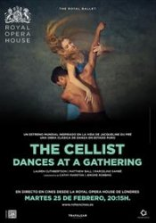 BALLET: THE CELLIST